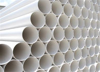 High Intensity UPVC Drainage Pipe Smooth Interior Structure Good Insulation